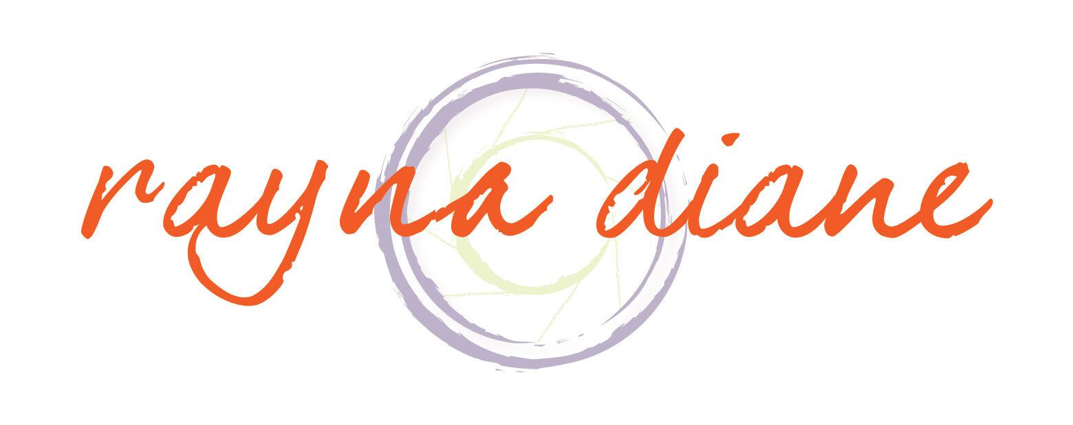 rayna diane logo graphic